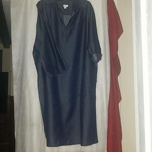 Avenue denim Dress